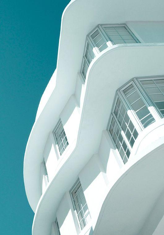 "libbyvinnels: "" Art Deco Miami Beach by Adam Sherbell """