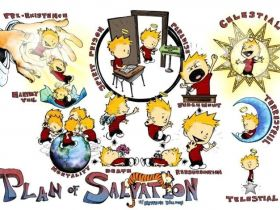 Calvin plan of salvation