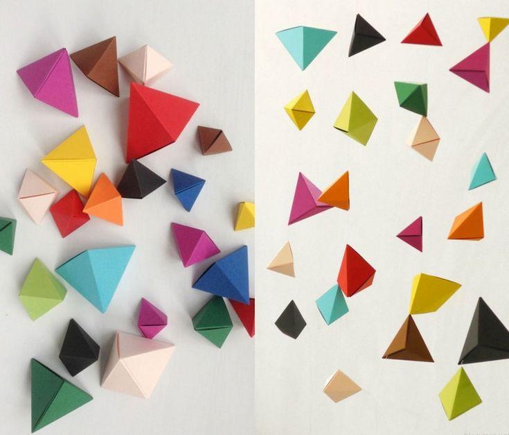 Origami facile - 100 animaux, fleurs en papier et déco maison