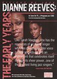 Ad Lib: Dianne Reeves - The Early Years [DVD]