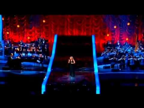 (4U) LARA FABIAN (Live COLOR in 3D video) Mademoiselle Zhivago in Moscow...