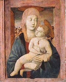 84.143  Piero della Francesca Madonna col Bambino