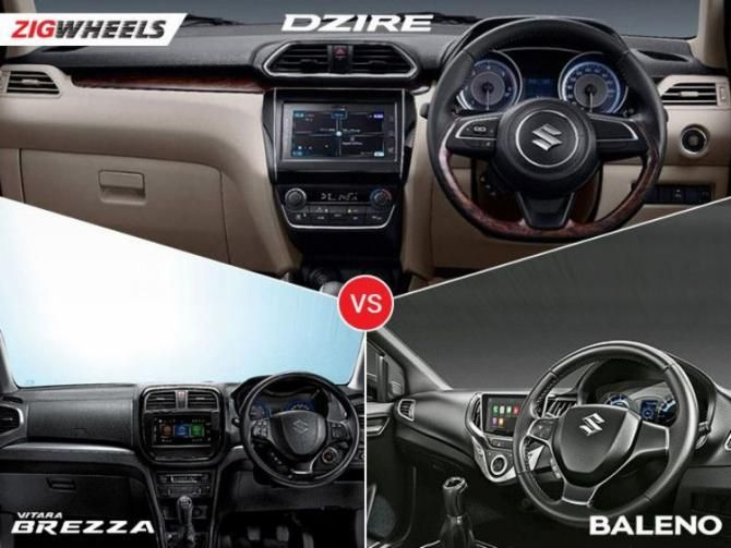 2017 Maruti Suzuki Dzire vs Baleno vs Brezza http://ift.tt/2rGH9jn  Source: YouTube  The recently launched third-generation Dzire has a starting price of Rs 5.45 lakh.  Many car buyers in India are only looking to buy cars from Maruti's portfolio. And as Maruti is now offering cars in almost all the popular segments a customer need not look further. The recently launched third-generation Dzire has a starting price of Rs 5.45 lakh but it goes all the way to Rs 9.41 lakh. The prices overlap…