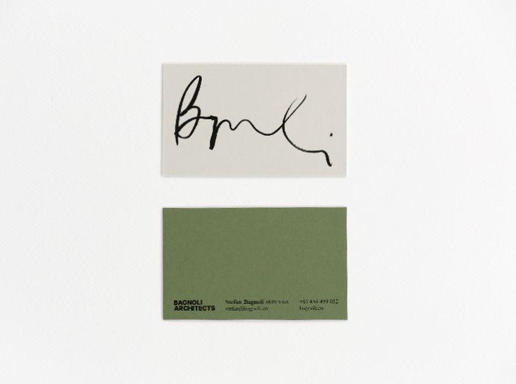 Branding + Identity : Bagnoli