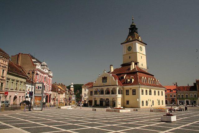 """Brasov: Romania's """"Crown City"""""""