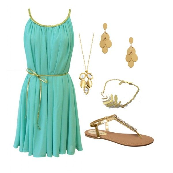 love the theme<3: Classy Minimalist, 2014 Fashion, Dresses Outfit, Clothing, Gold Dresses, Cutie Dresses Gowns, Greek Goddesses Dresses, Golden Goddesses, Polyvore