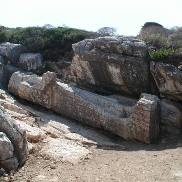 Kouros of Apollona
