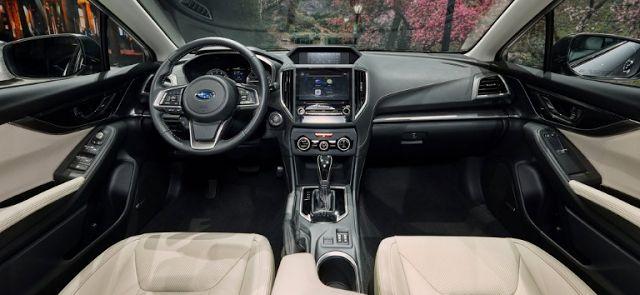 2018 Subaru Impreza Interior