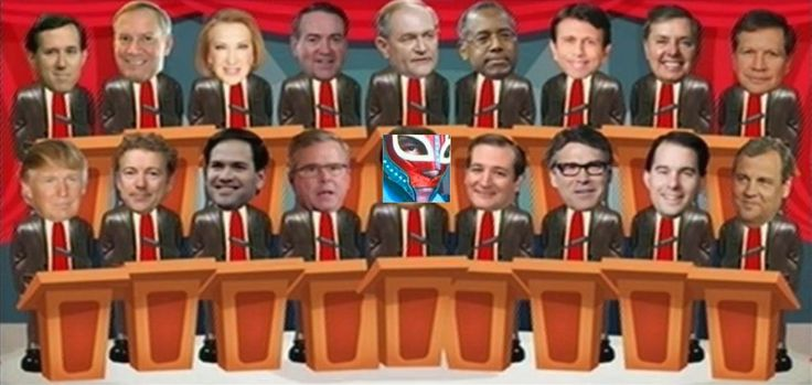 Here's how the second Republican debate from Wednesday night could shake up the 2016 field. Description from trendytron.com. I searched for this on bing.com/images