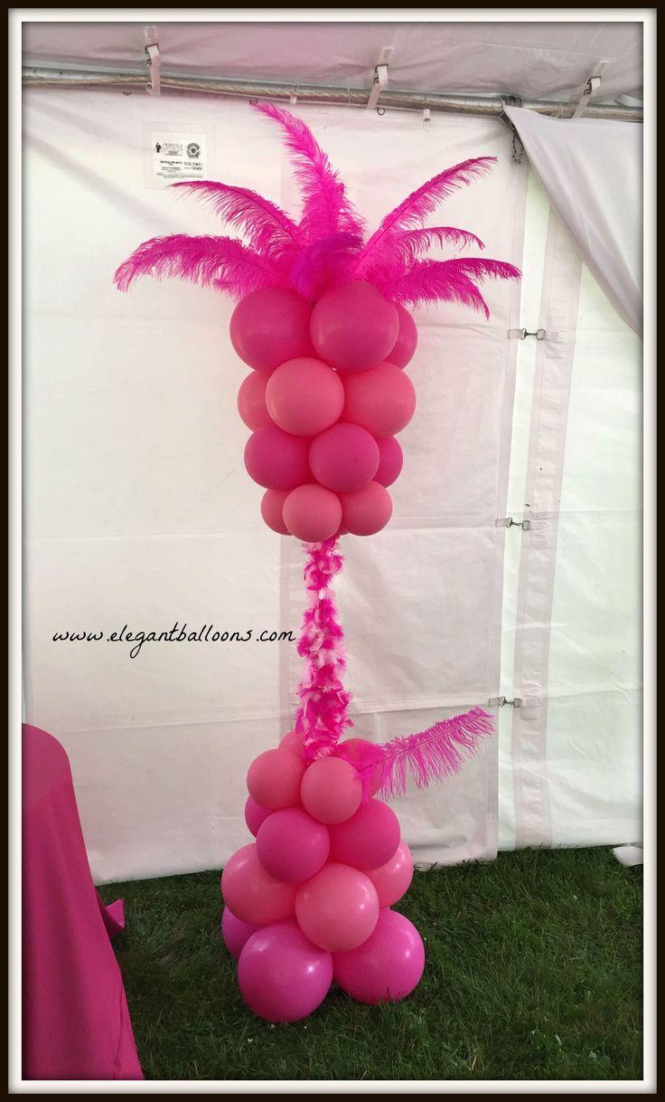 ballooncolumn balloonsandfeathers elegantballoons 27 best Balloon decoration