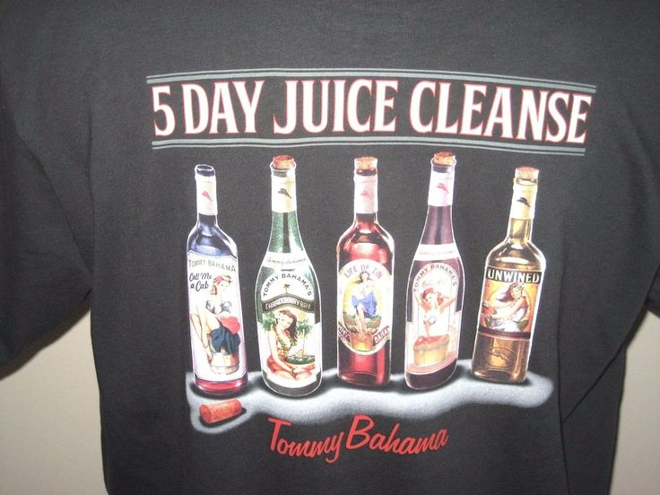 The 25 best 5 day juice cleanse ideas on pinterest 7 day detox tommy bahama mens 5 day juice cleanse wine bottle ss t shirt coal grey nwt malvernweather Gallery