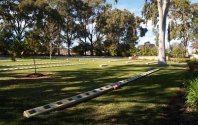 Japanese and Australian War Cemeteries