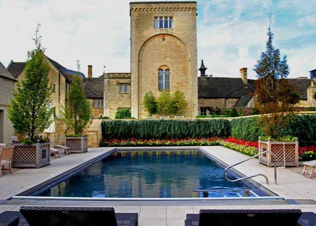 Ellenborough Park Hotelan Award Winning Five Star Cotswolds Spa Hotel On The Original