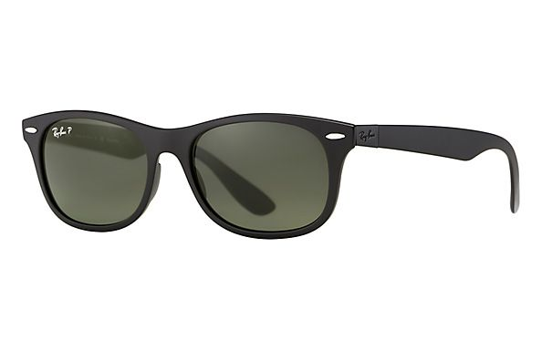 Ray-Ban 0RB4207-NEW WAYFARER LITEFORCE Black SUN
