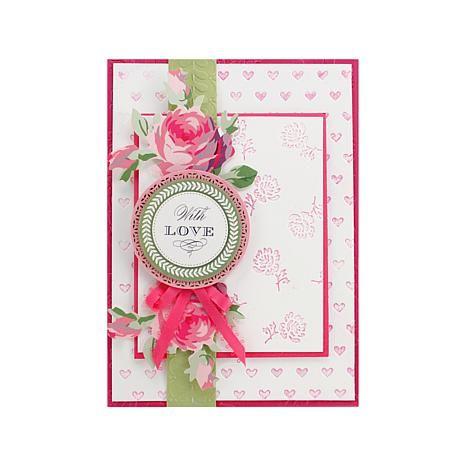 Anna Griffin® Cuttlebug™ Letterpress 6pc Folder Set