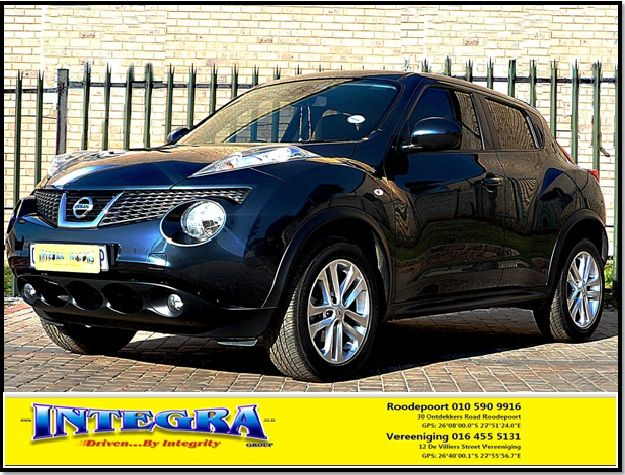 2013 Nissan Juke 1.6 Acenta +, for sale, very low mileage!!For more info please contact Integra Motors.