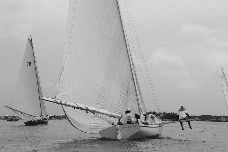 Island Regatta in Georgetown, Bahamas Photo by sailpanache