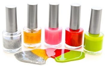 Nail Polish Game- Place several colors of nail polish in the middle of a circle of girls. Have the first girl at the sleepover spin a bottle of nail polish. Whoever the cap is pointing to when it stops must paint one of her fingernails that color. Then that person spins the next color of nail polish…and so on. Pretty soon everyone has really crazy hands and toes!