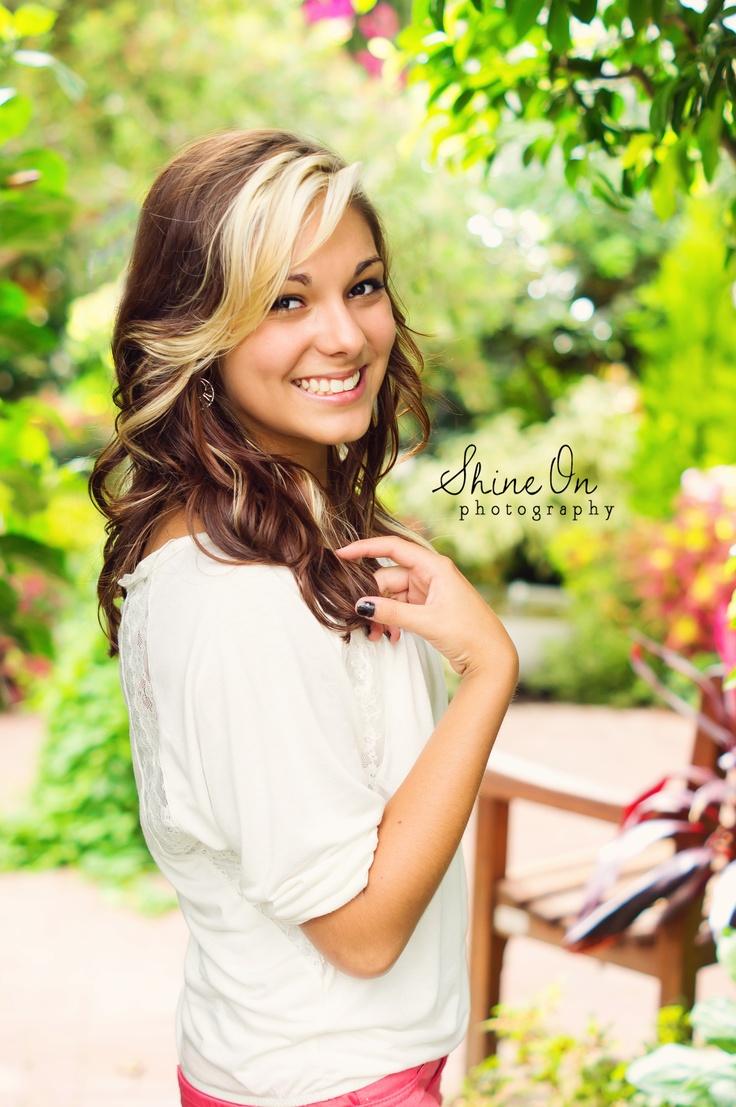 Senior Girl- Shine On Photography