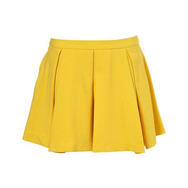 yellow skirt - Imagini Google ❤ liked on Polyvore featuring skirts, saias, bottoms, faldas, yellow skirt and yellow knee length skirt