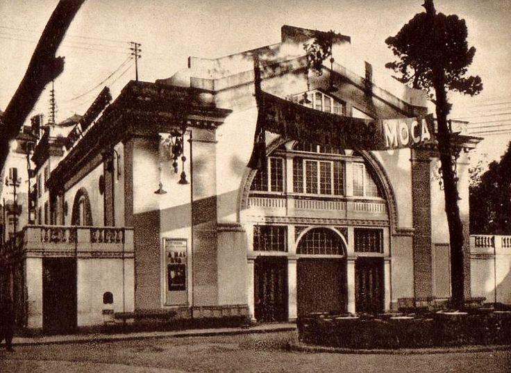 Teatro Variedades. Parque Mayer. 1928