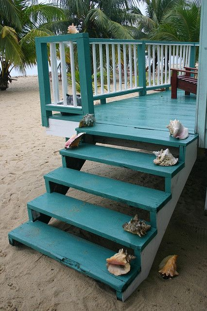 Coastal Living Belize Beach House