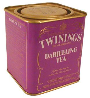 twinings darjeeling tea