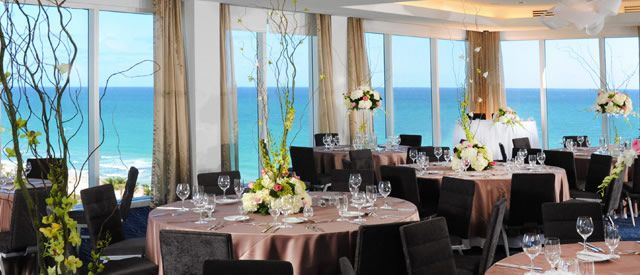 Venue! If it's this gorgeous in person I'll book it asap!! B Ocean Ft Lauderdale