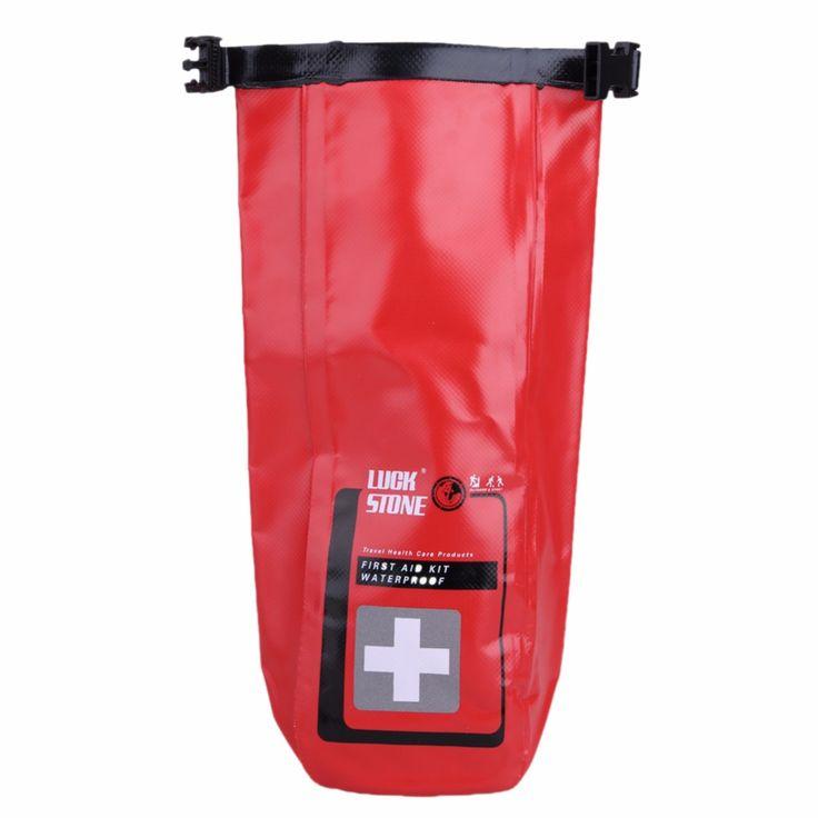 耐久性2l防水緊急バッグ医療応急処置キット旅行ドライバッグラフカヤック送料無料