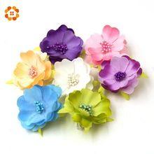 10 stks Kunstmatige Nep Bloemen Hoge Kwaliteit Real Touch Bloem Voor Bruiloft Woonkamer Home decoraties voor Bruiloft