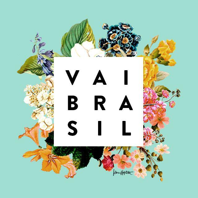 Vai Brasil! by Karen Hofstetter www.karenhofstetter.com