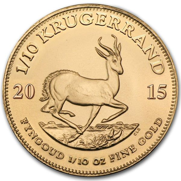 Buy 1 10 Oz South African Krugerrand 22k Gold Coins Money Metals Gold Krugerrand Gold Bullion Bars Gold Coins For Sale