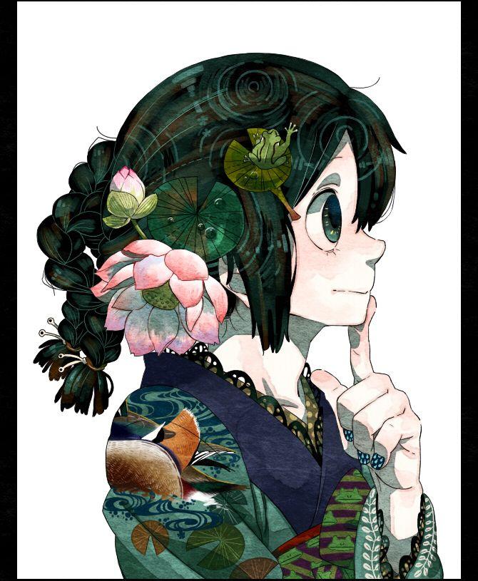 Boku no Hero Academia    Tsuyu Asui