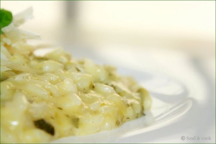 Food and Cook by trotamundos » RISOTTO DE CALABACIN – RISOTTO DI ZUCCHINE