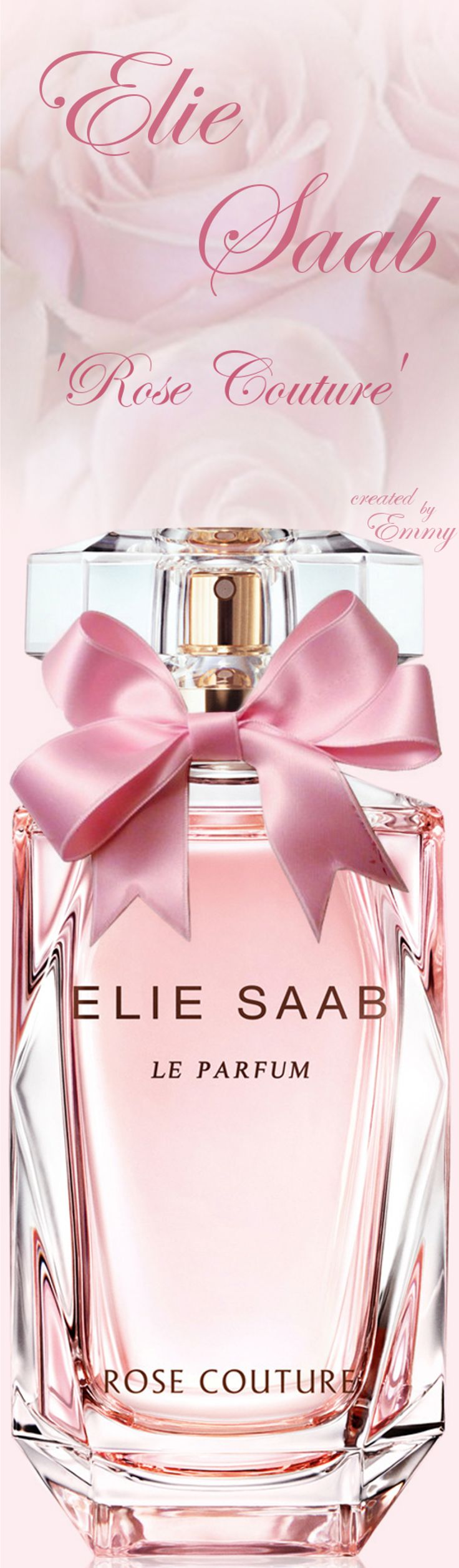 Elie Saab fragrance 'Rose Couture' Spring 2017 THE THRILL OF NEW SCENTS 30-Day Supply of any Designer Fragrance Every Month for Just $14.95 THE THRILL OF NEW SCENTS 30-Day Supply of any Designer Fragrance Every Month for Just $14.95