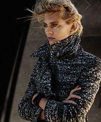 Cue Winter Coat 2011 - Courtesy Of Ethical Clothing Australia - http://www.australia.gov.au/ contemporary-textile-practice
