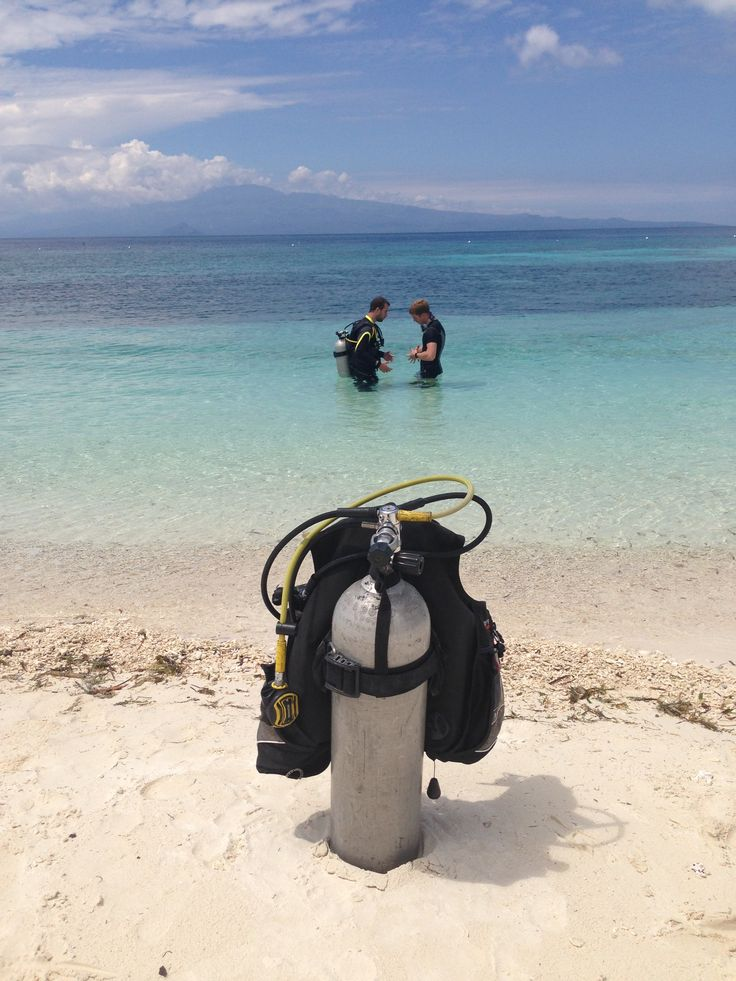 Discovering diving in these waters?  Mantigue island, Camiguin, Philippines.   Join us!