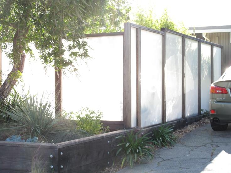 light filtering panels
