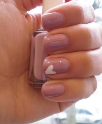 Lady Like by Essie: Make Up, Idea, Nailart, Makeup, Nails, Nail Design, Valentine, Nail Art