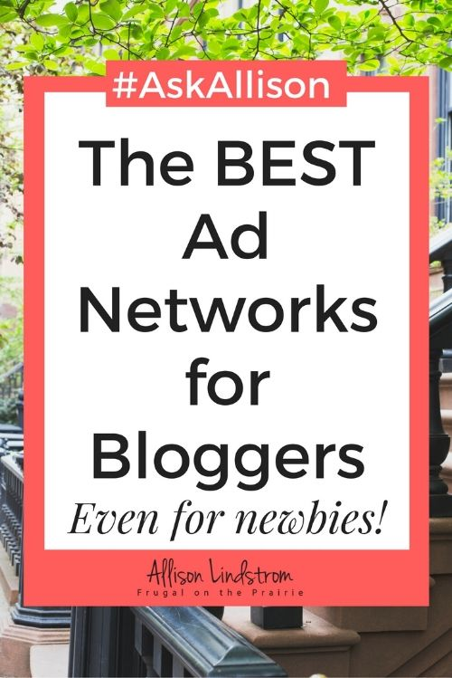 Starting a blog and want to know which ad network to use? I've been with multiple companies and I'm spilling my secrets for making money online with the right company!