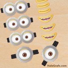 Zapatito Cochinito : 12 ideas para hacer con Minions