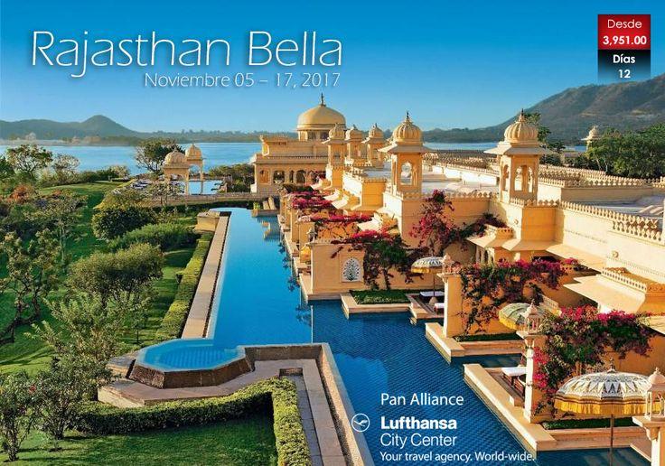 Promociones de Pan Alliance LCC: Rajasthan Bella
