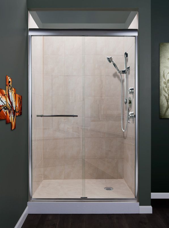 17 Wide Bathroom Vanity: 17 Best Ideas About Sliding Shower Doors On Pinterest