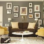 grey and brown living rooms - Google Search
