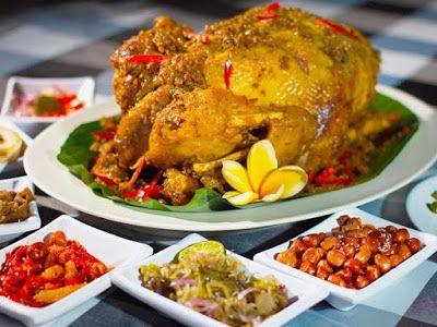 Ayam Betutu | Hidangan Nusantara | Hidangan Nusantara Favorit | Hidangan Nusantara Terpopuler