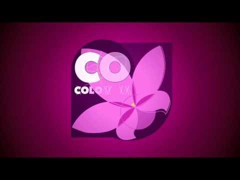 Geometría Creativa de la marca Colombia