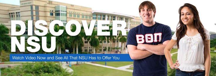 Private Florida Research University   Nova Southeastern University NSU
