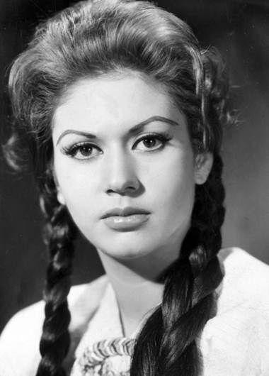 Mexican actress Ana Bertha Lepe (1934-2013).