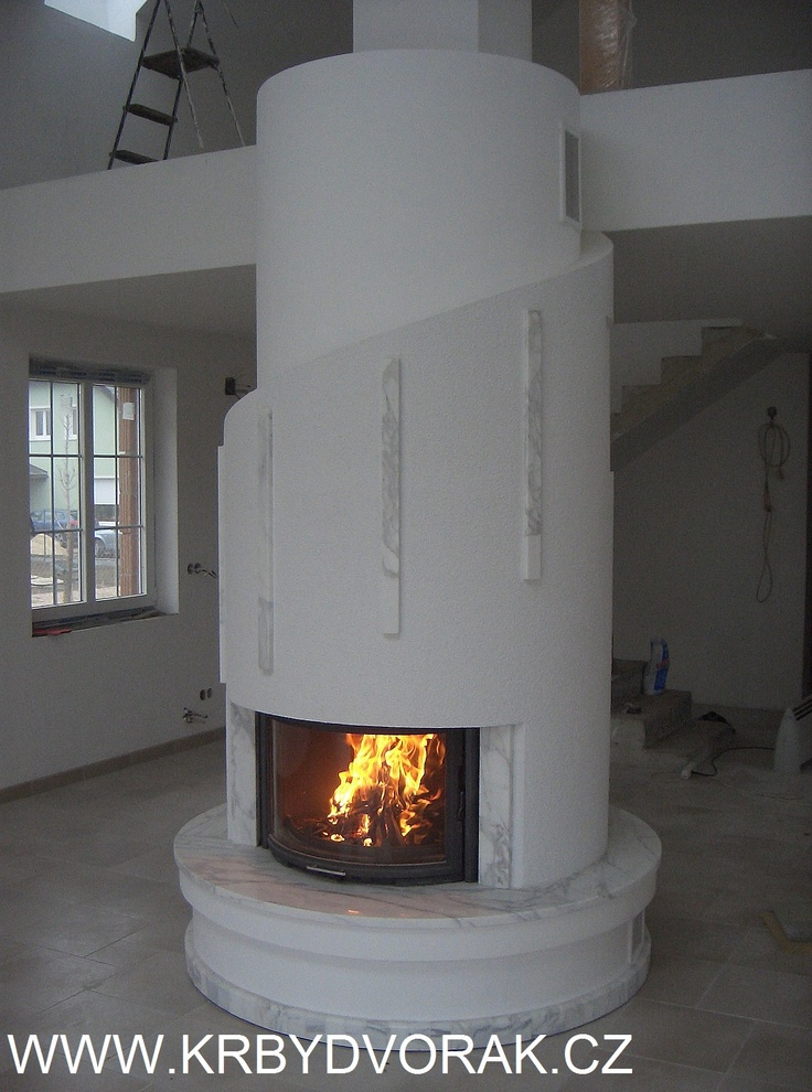 Krby Dvorak fireplaces
