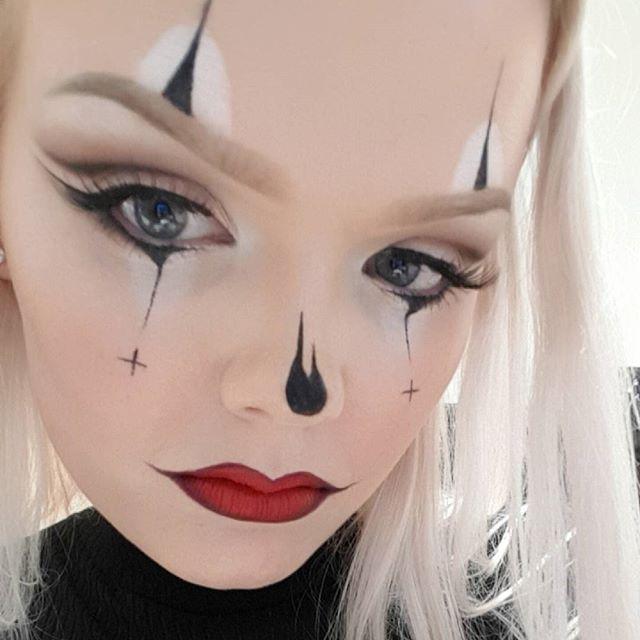 Instagram Post by Tonje Almendingen (@toal93) | Halloween makeup